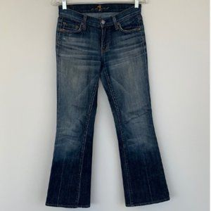 7 For All Man kind boot cut